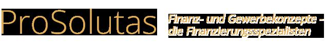 Pro Solutas - die Spezialisten für Immobilienfinanzierung